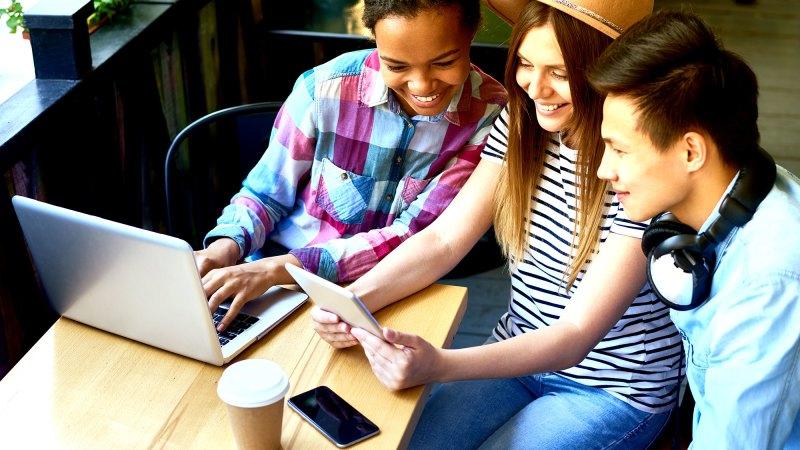Generazione Z e Internet