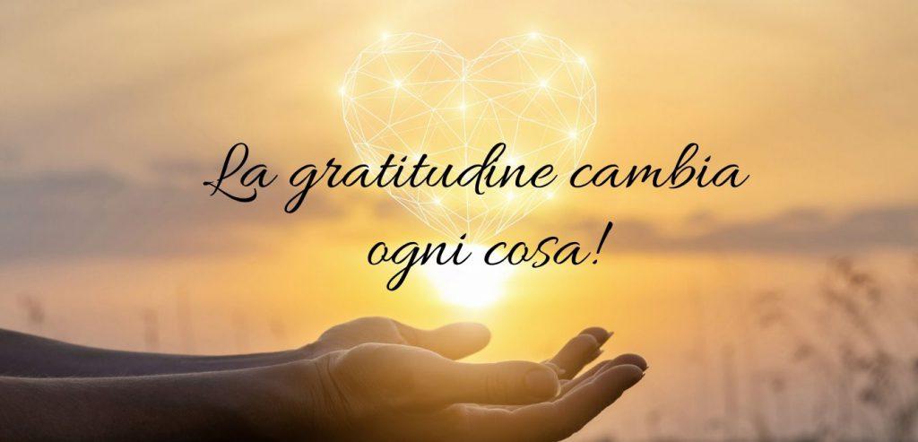 Dimostrare Gratitudine